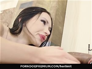 HER restrict - harsh rectal and face ravage with Sasha Rose