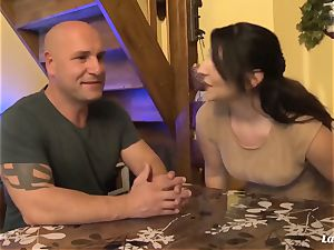 LA rookie - molten anal invasion screw with luxurious French amateur