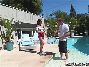 Hd young teenage internal ejaculation Nina North screws The Pool boy