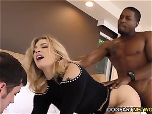 rectal super-bitch Dahlia Sky enjoys big black cock - cheating Sessions