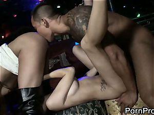 bi-atch April ONeil gets plowed up her moist minge