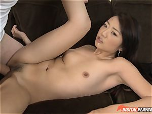 adorable chinese Miko Dai gets packed by a humungous stiffy