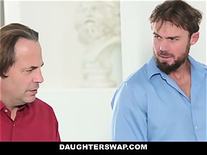 DaughterSwap - super-steamy daughters-in-law Get spread