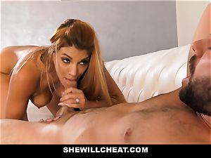 SheWillCheat - scorching hotwife wife vengeance plumbing