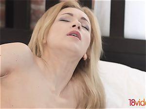 legitimate Videoz - Sonya appetizing - Music is the way to anal