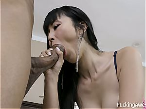 Marica Hase Gets porked by a big black cock