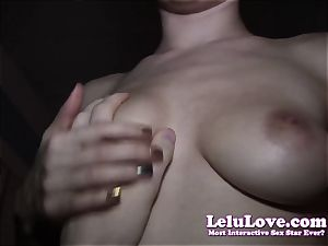 calmly pov penetrating right next to wifey in bed
