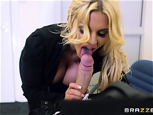 Candy Sexton very first stud woman gig
