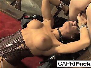 Cadence St. John Joins Capri