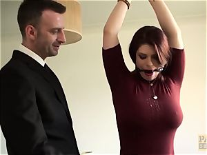 british subslut Lucia enjoy anally bashed raunchy