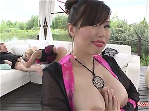 two hard-core dolls gets culo plowed firm