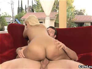 big-titted Latina Bridgette B is penetrated by a enormous chisel