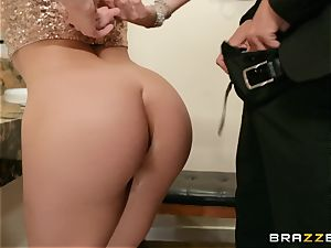 Abella Danger porked doggy-style