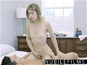 NubileFilms - Day Dreaming About penis Till She blows a load