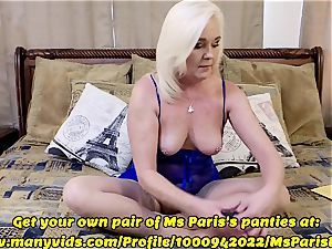 Ms Paris shows Her Sold ManyVids thong prep