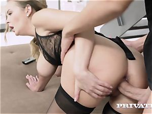 Private.com Candy Alexa bootylicious and busty honey enjoys buttfuck