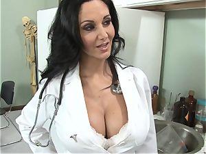 Ava Addams horny magnificent doc wants dicks