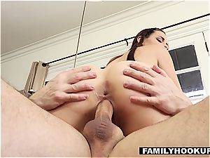 Cassidy Klein Gets crazy With super hot senior Uncle