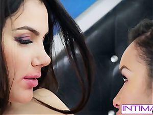 Valentina Nappi and Eden love to use fucktoys to jism rock-hard