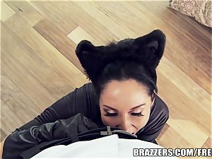 Brazzers minx Ava is a great cunt cat
