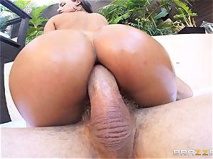 Amirah Adara getting her tight lil' butt porked