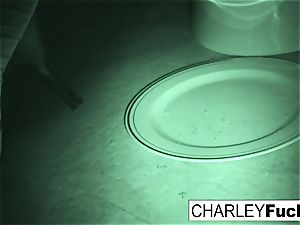 Charley's Night Vision inexperienced hook-up
