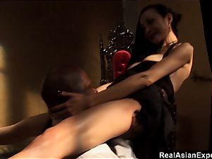 RealAsianExposed - chinese witch shares a freaky wish