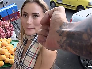 CARNE DEL MERCADO – bootylicious Colombian pick up and penetrate
