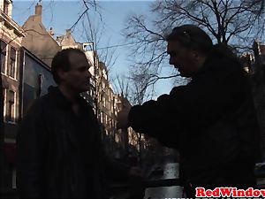 Creampied amsterdam escort providing head