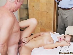 ash-blonde babe hd and ample melon milf anal invasion squirt It took some convincing, but the dudes were