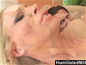 HumiliatedMilfs milf Devon Lee likes thick