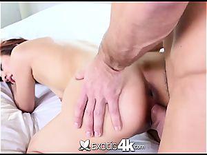 cute chinese Mila Jade is romped hard